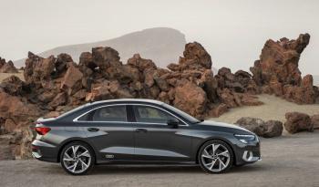 Audi A3 Sedan 35 dolu