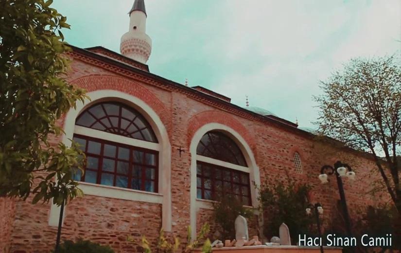 Bayındır Gezilecek Yerler: Hacı Sinan Camii