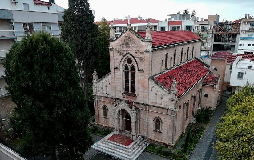 Helen Katolik Kilisesi