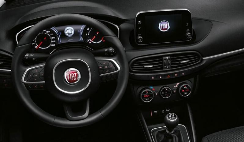 Fiat EGEA Manuel, Benzinli Sedan dolu